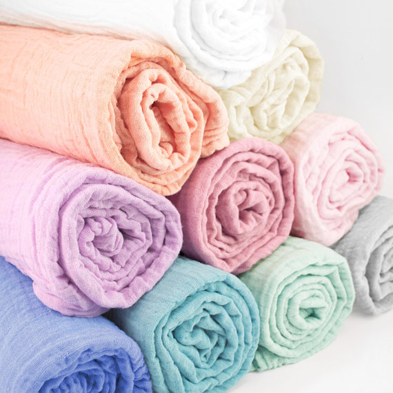 Swaddle 3 Pack Pick Your Colors Muslin Baby Blankets Solid Colors 100 Cotton 47 Square Baby Boy Girl Or Gender Neutral Shower Gift Muslin Swaddle Blanket Muslin Baby Blankets Baby Swaddle Blankets