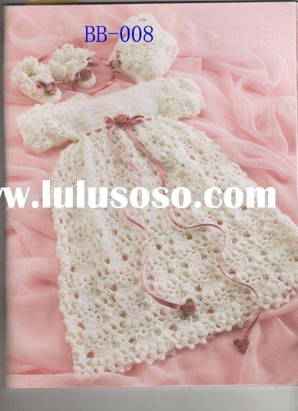 vestidos | Proyectos que debo intentar | Pinterest | Tejido, Bebe y ...