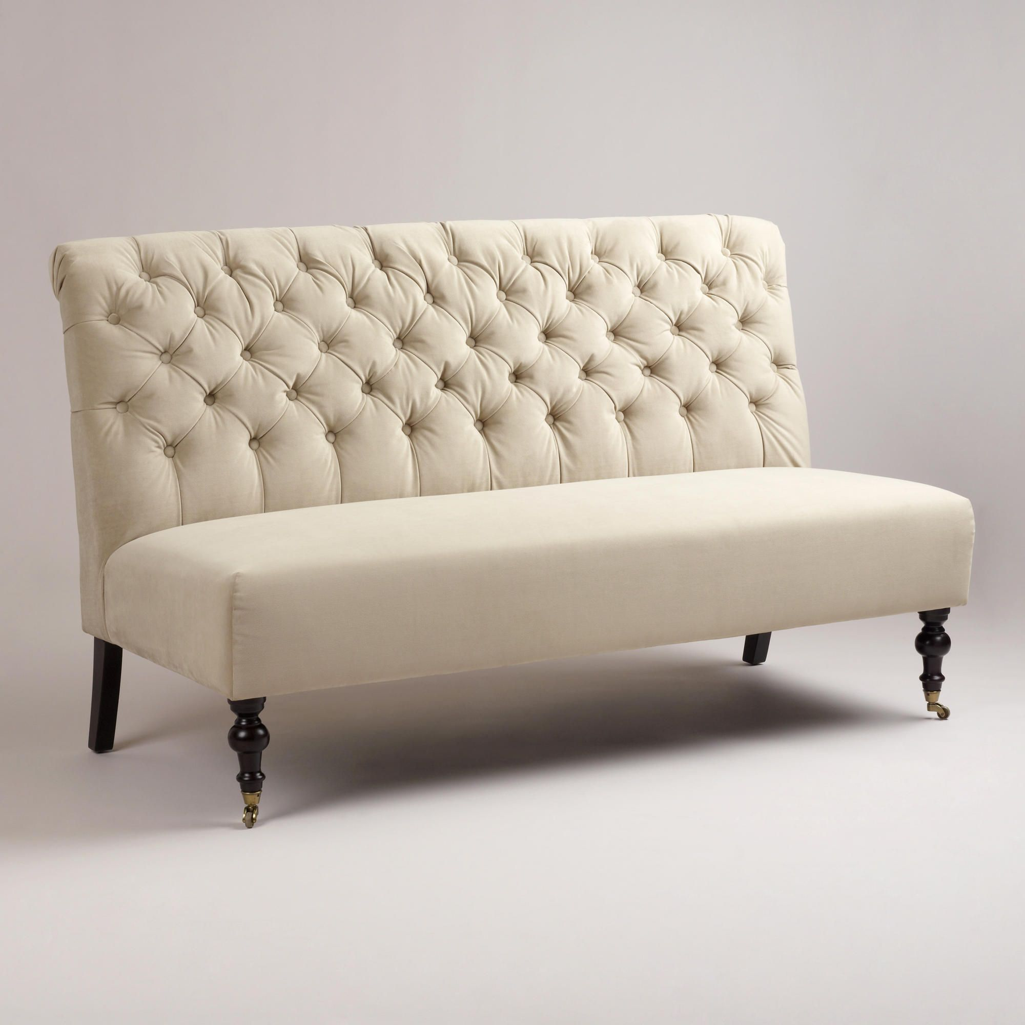 Tufted Back Banquette Google Search Tufted Back