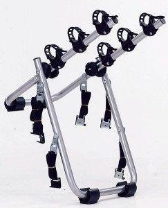 Boot Bike Rack | 3 Bike Carrier | Rear Bike Carrier | Trunk Mount Bike Rack | Bike Deals - Velogear