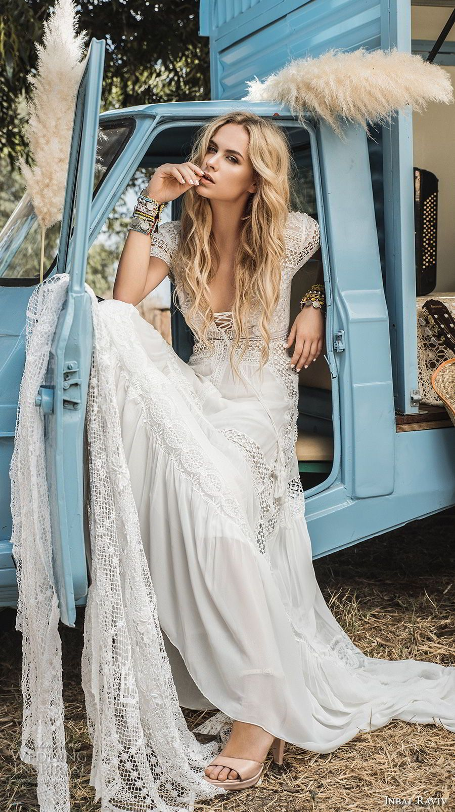 Inbal raviv wedding dresses wedding dress bodice and bohemian