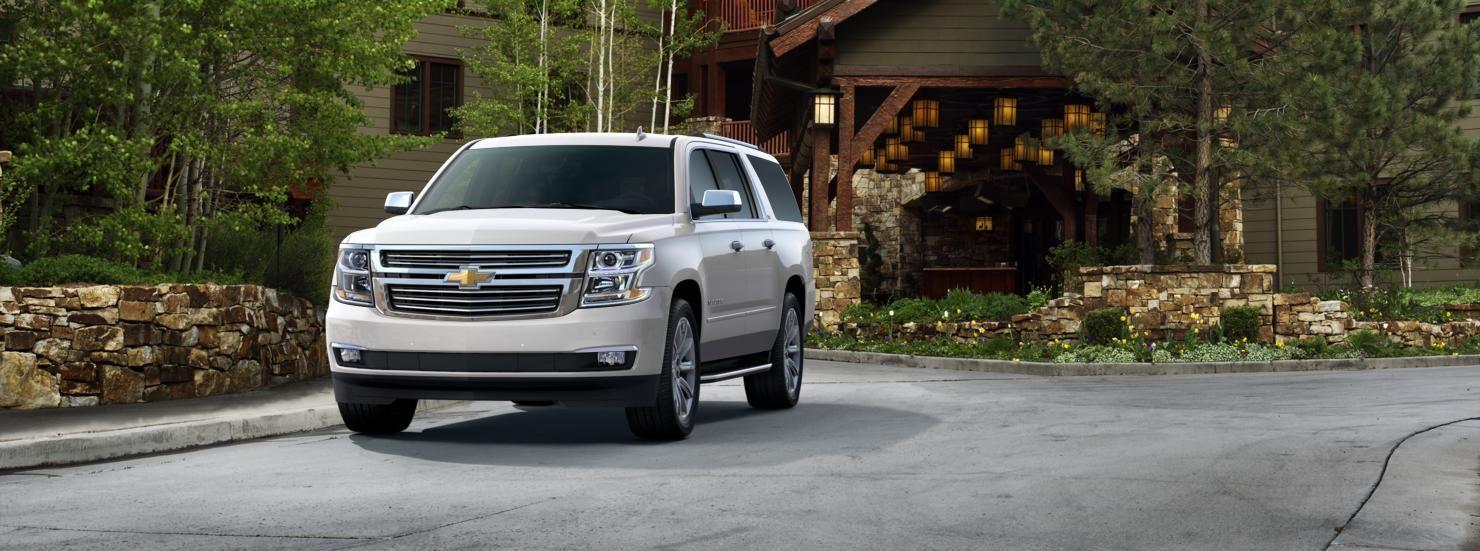 2015 Suburban Large SUV Chevrolet Chevrolet suburban