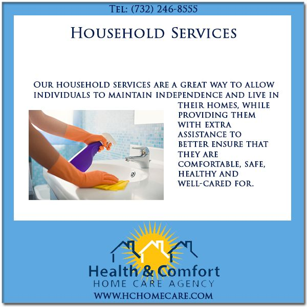 Household Services Nj Household Service New Jersey Home Care Agency Home Health Care Home Care