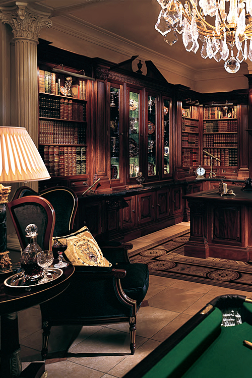Library Study Room Ideas: Home Library Design, Home Library, Home