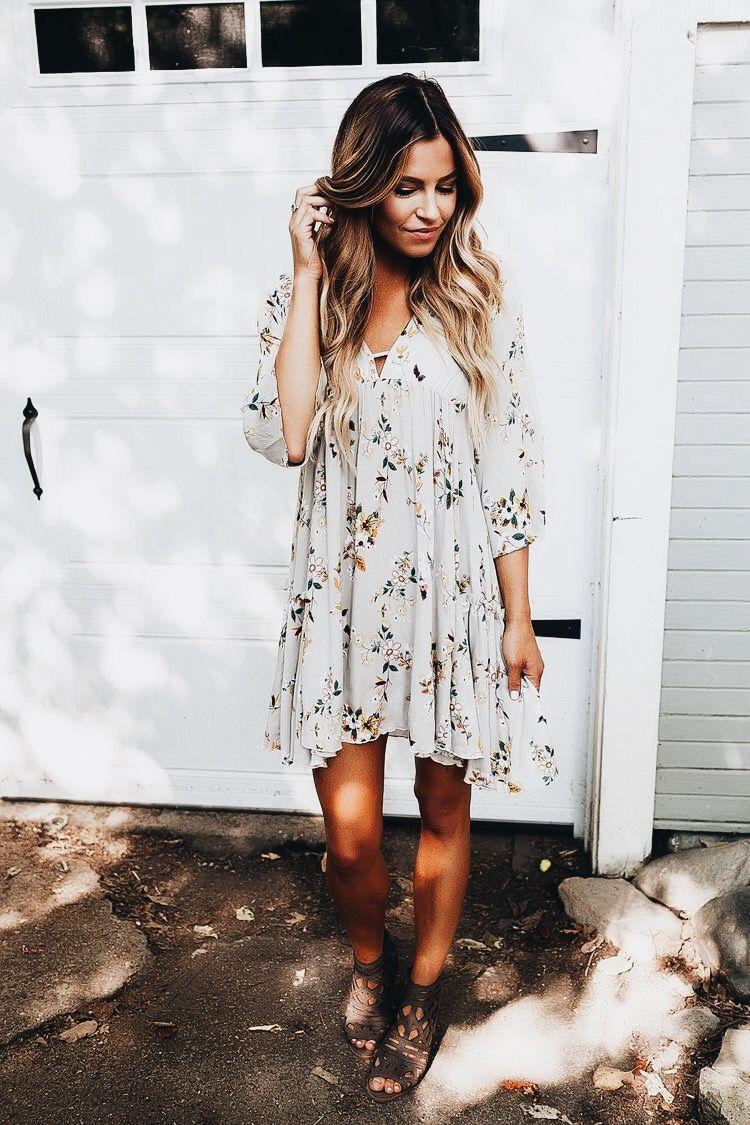 Boho Fall Dresses