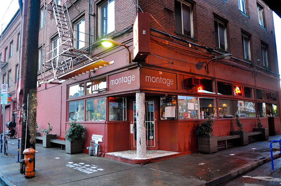 Portland Montage Restaurant