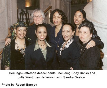 sally hemings descendants pictures | Thomas Jefferson ...