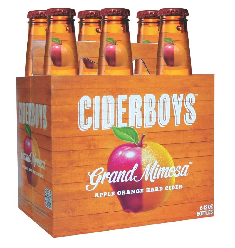 Cider Boys Mimosa so refreshing! (With images) Hard