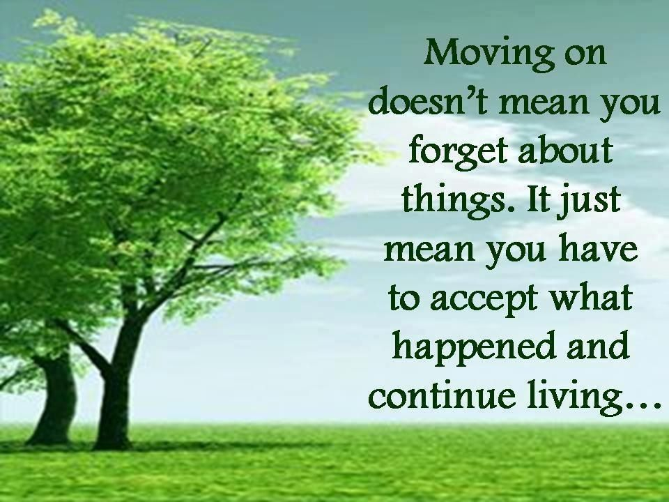 Acceptance and Living