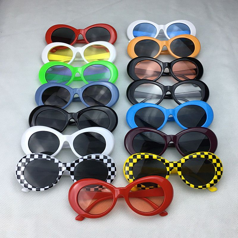 1adc3248e727 Clout Goggles Clout Rapper Hypebeast Cool Colorized Glasses Free Shipping