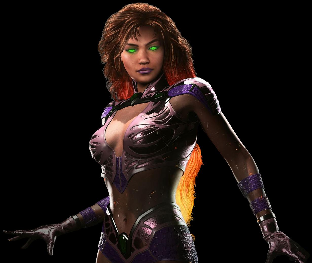 Starfire Injustice 2 Png Injustice 2 Wonder Woman Injustice
