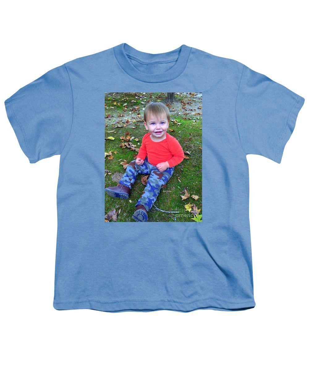 Youth T-Shirt - Enjoying The Fall