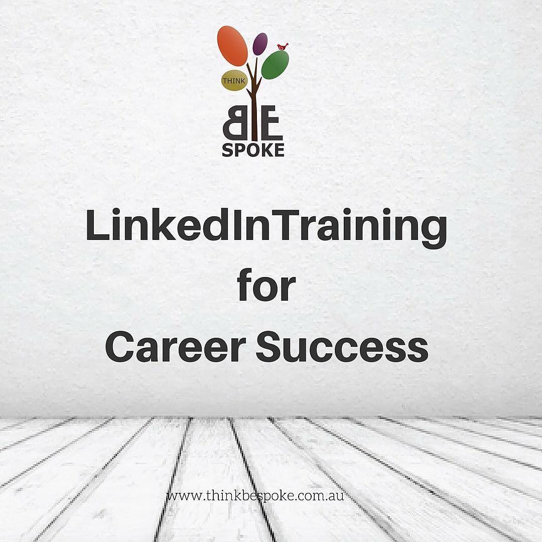 LinkedIn Training for Career Success / / Join me on 13