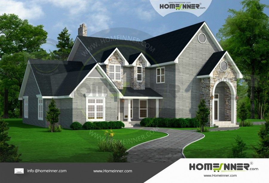 4124 Sq Ft 6 Bedroom Canadian Home Design  Bedrooms House And Entrancing 6 Bedroom House Designs Inspiration Design