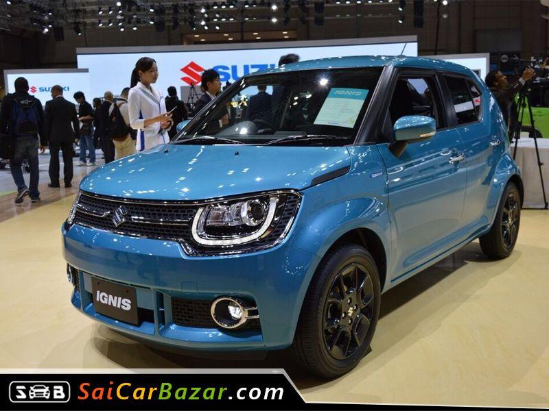 Maruti Suzuki Ignis Set For Diwali Launch In India Tokyo Motor