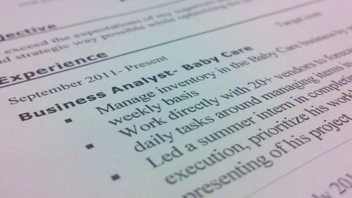 resume writing for target-ites Career Advice Pinterest Writing