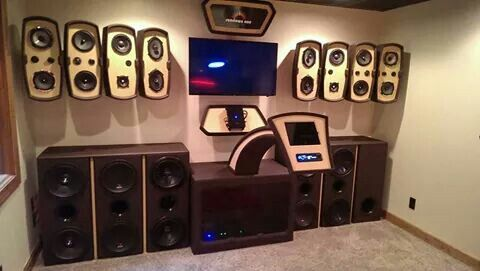 Demo Room Car Audio Shops Display Design Car Audio