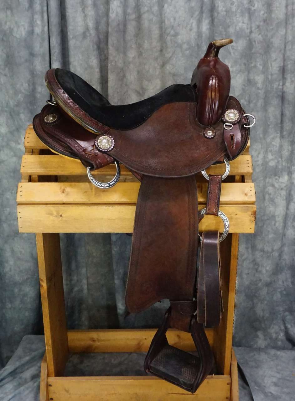 "Used 15"" NE Western trail 
