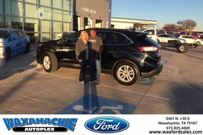 Waxahachie Ford Customer Review Casey took great care of