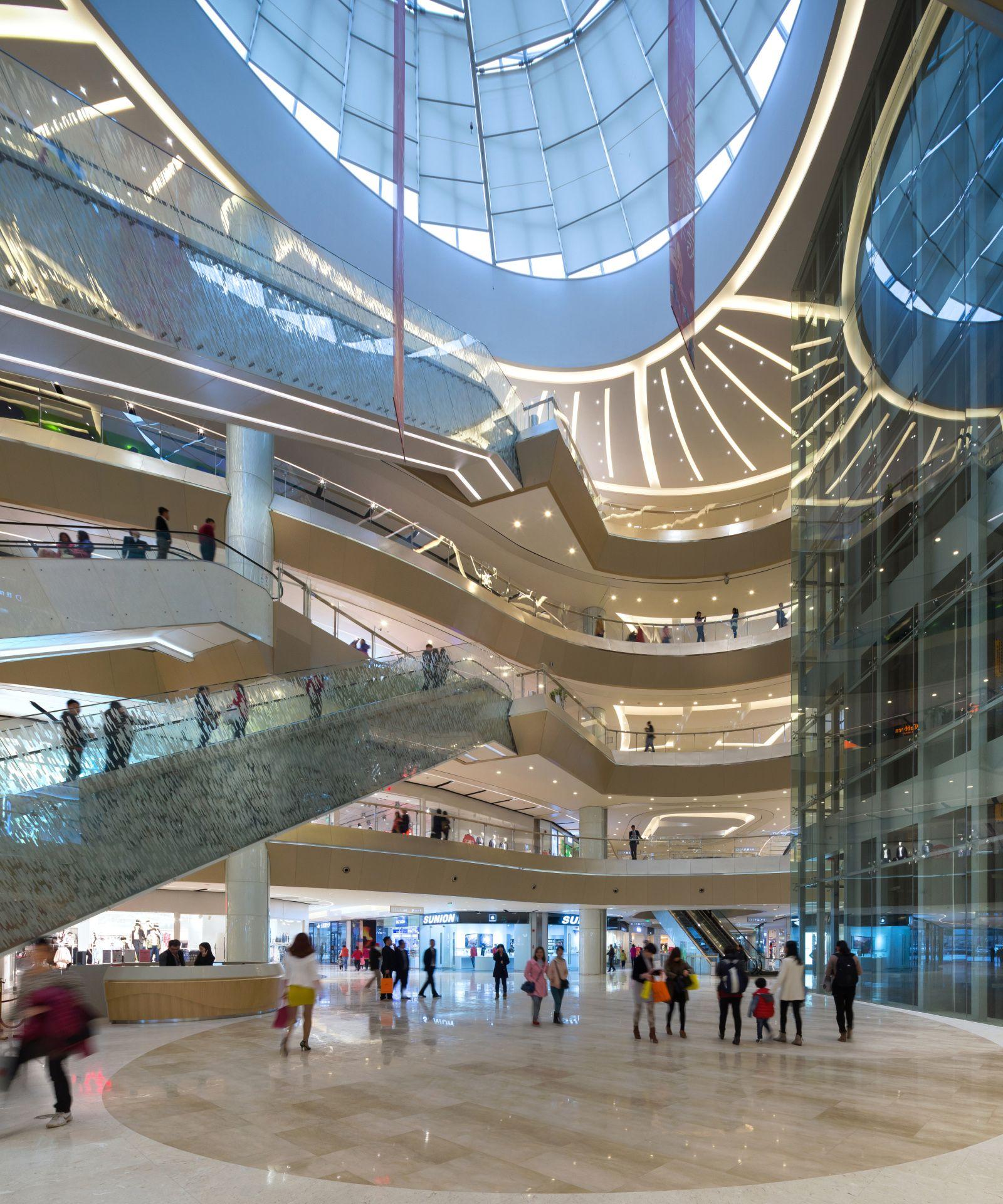 Lighting Shop At Balestier Plaza: Huizhou Kaisa Plaza, Huizhou, China