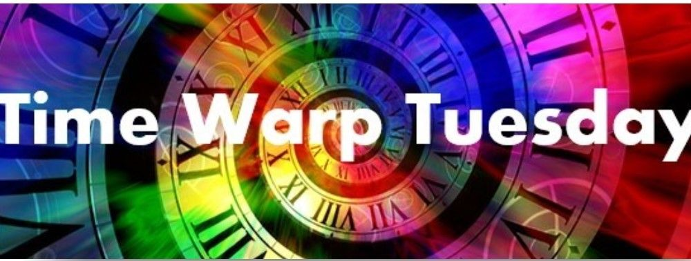 Image result for going in a time warp