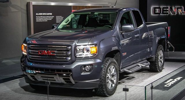 2016 Gmc Canyon Duramax Diesel Price Gmc Canyon Canyon Diesel 2016 Gmc Canyon