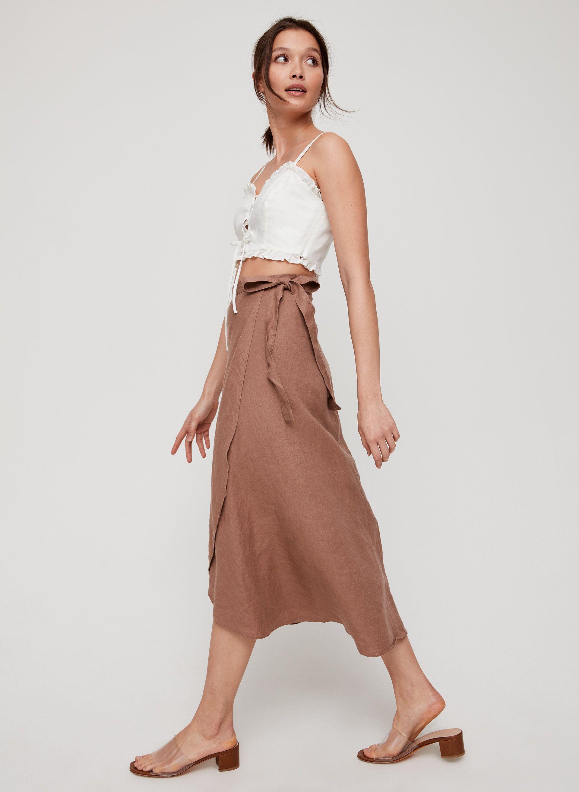 Eleta skirt | honey moon in 2019 | Skirts, High waisted