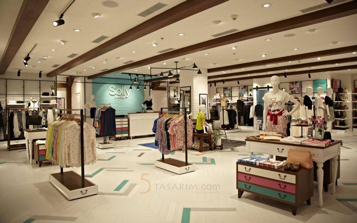 aa092dbb0ec14 Bayan Giyim Mağaza Dekorasyonu | 5 Tasarım | Dekorasyon Ürünleri ve  Aksesuarları