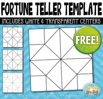 Students Love Fortune Tellers And Will Absolutely Love Using These To Learn In Each Section You Cootie Catcher Template Origami Fortune Teller Cootie Catcher