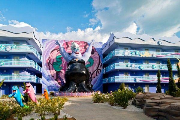 Art Of Animation Resort Number