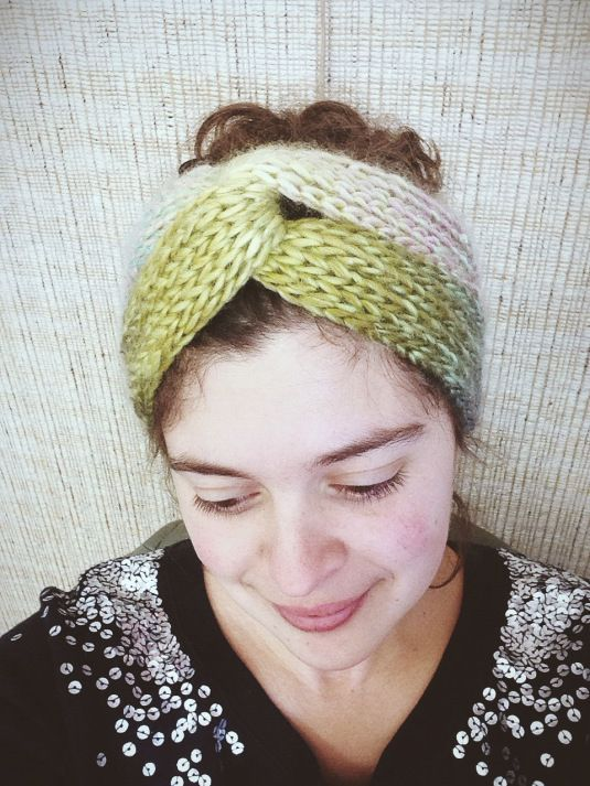 Easy Brioche Turban Brioche Turban And Knit Crochet