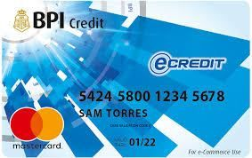 Shop Online The Confident And Easy Way With Bpi Online Credit Card