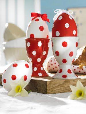 Emporio 74: Decorare con le uova # 4