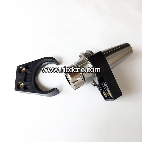 cat40 tool holder clips for cnc automatic tool changer