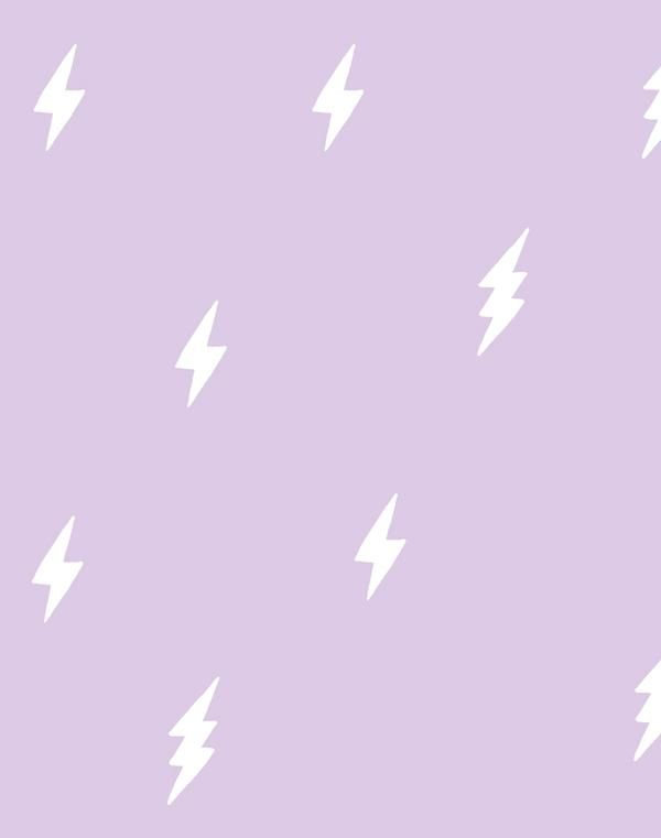 Zeus Lightning - Lavender, by Tea Collection