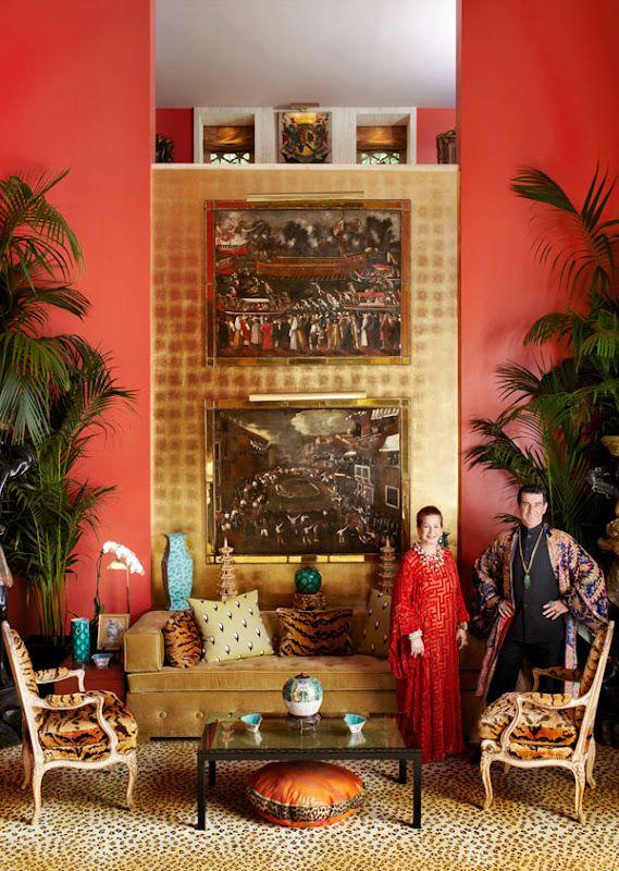 A List Design Destinations In L A Hutton Wilkinson S Casa Contessa Design Destinations Design Home