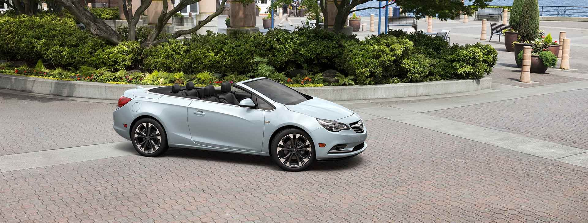 2016 Cascada Luxury Convertible Buick Cascada Buick Convertible