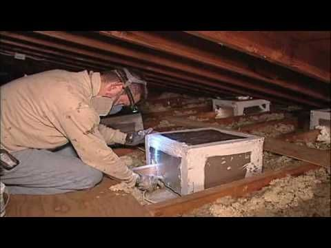 Air Sealing The Attic Don T Make Your Insulation Filter Air Air Seal Diy Insulation Home Insulation