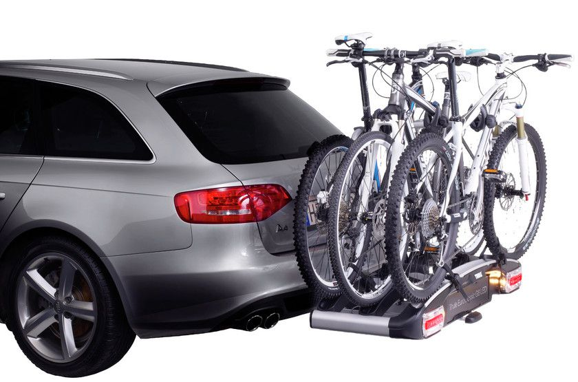Towbar Express Cycle Carriers Thule EuroClassic G6 LED