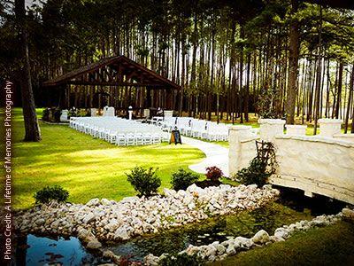 Crystal Springs Magnolia Texas Wedding Venues 2