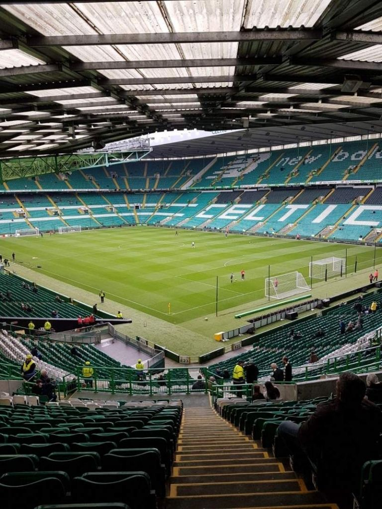 awesome The Most Brilliant and Lovely celtic park seating