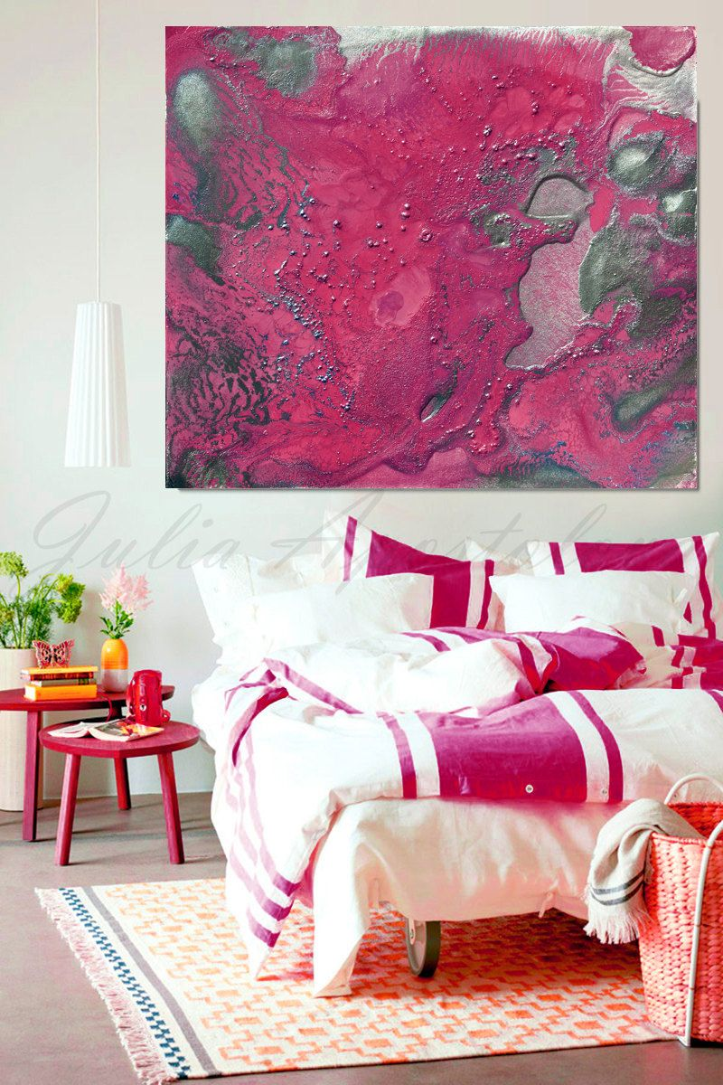 Cloudscape art sunset overlay wall print clouds abstract  for her cloud painting modern decor canvas pink yellow sky also rh pinterest