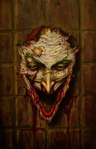Let Me Carve You A Smile Joker Comic Joker Art Joker Sketch