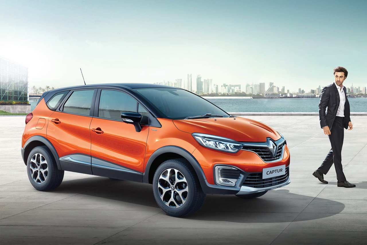 Renault Captur Launched In India Priced From Inr 9 99 Lakh
