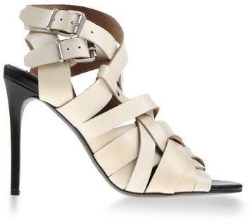 Acne High-heeled sandals on shopstyle.com