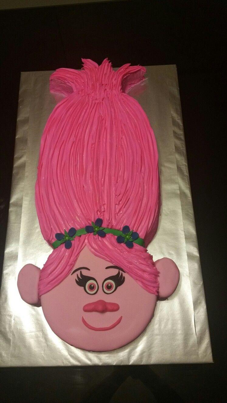 Princess poppy cake by totally baked by nelda princess
