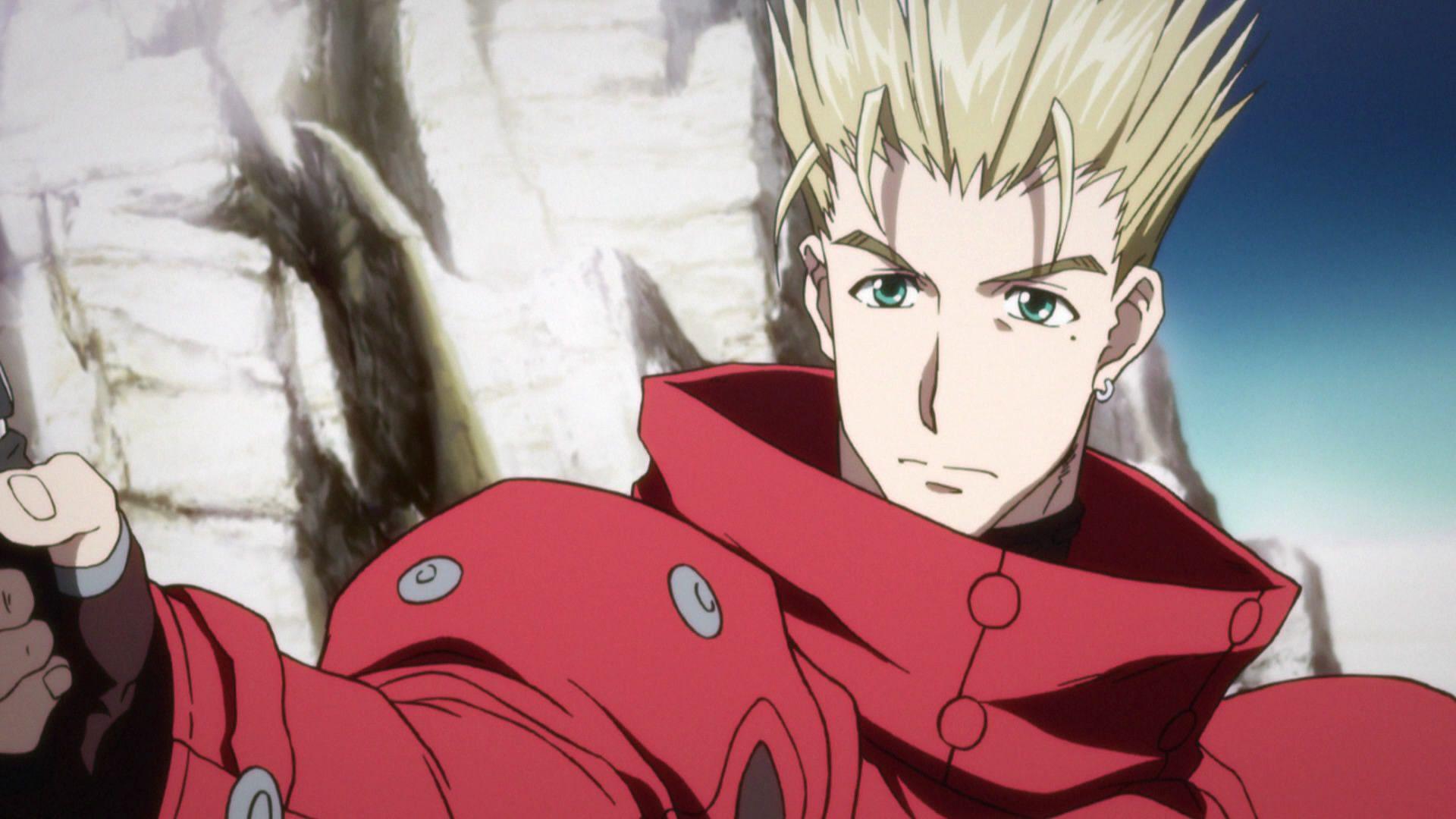 Ryan Reviews Trigun Badlands Rumble Trigun Anime Anime Shows