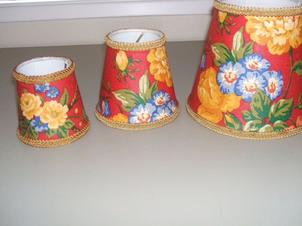 Pierre deux gittens red yellow floral french country toile lamp pierre deux gittens red yellow floral french country toile lamp shade aloadofball Choice Image