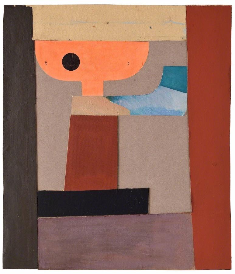 Hans Arp (1886-1966) was een Duits-Frans beeldhouwer, schilder en dichter. Hij speelde een belangrijke rol in de ontwikkeling van de moderne kunst en was een van de voormannen van de dada-beweging. Ook was Arp actief als sieraadontwerper. In 1912 deed hij met een serie half-figuratieve, half-abstracte tekeningen mee met de tentoonstelling van de groep Der Blaue Reiter.