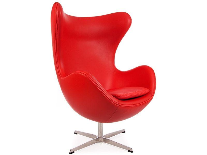 Egg Sessel Arne Jacobsen Rot Arne Jacobsen